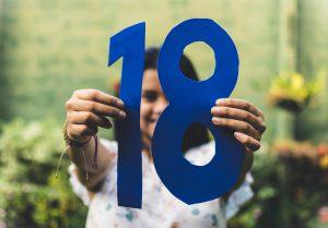 życzenia na 18
